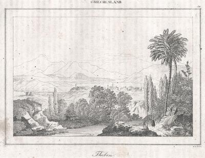Theby, Le Bas, oceloryt 1840