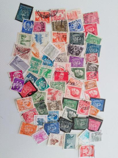 Každá jiná - poštovní známky Jugoslávie 82ks - Filatelie