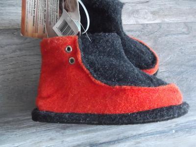 Dětské bačkůrky bačkory papuče