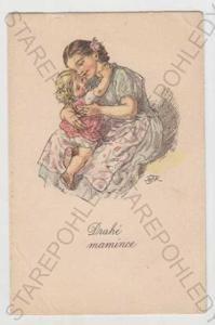 """Marie Fischerová - Kvěchová, \""""Drahé m"""