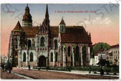 Košice částečný záběr města