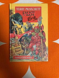 Erik- Faust Terry Pratchett Sběratelské vydání v češtině