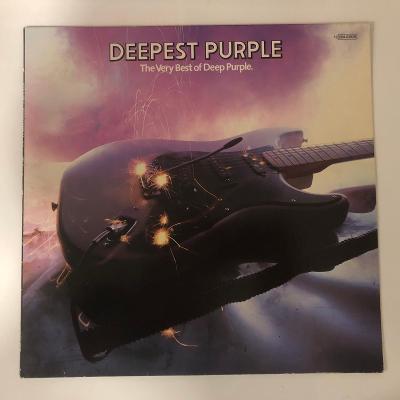 Deep Purple – Deepest Purple : The Very Best Of - LP vinyl