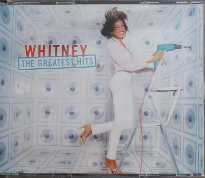 2CD Whitney Houston – The Greatest Hits