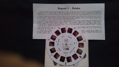 KOTOUČEK - Meoskop - POLSKO - Poznaň I. - 42/106