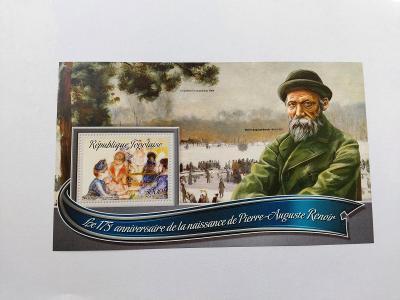 Nový čistý Aršík - Pierre Auguste Renoir  (41 - 32).