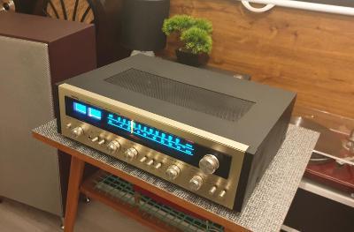 HiFi vintage  zesilovač Nikko STA-8080 AM/FM Multiplex Stereo Receiver