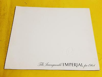 --- Imperial 1964 ------------------------------------------------ USA