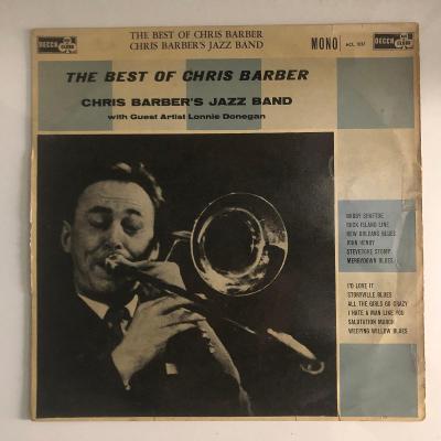Chris Barber's Jazz Band With Ottilie Patterson - LP vinyl