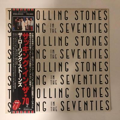 The Rolling Stones – Sucking In The Seventies - LP vinyl