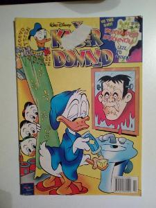 Časopis, Kačer Donald, č. 22/1999, pěkný stav