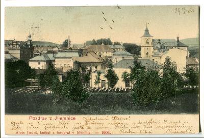 Jilemnice, Semily