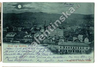 Hrádek nad Nisou, Grottau, Liberec.