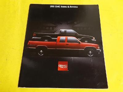 --- GMC Sierra / Sonoma (1995) ----------------------------------- USA