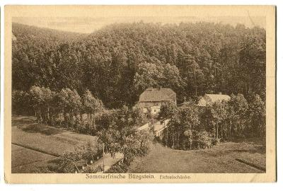 Sloup Burgstein, Nový Bor, Česká Lípa