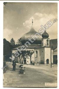 Železná Ruda, Klatovy Šumava 1924