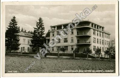 Janov, Mirošov, Rokycany.
