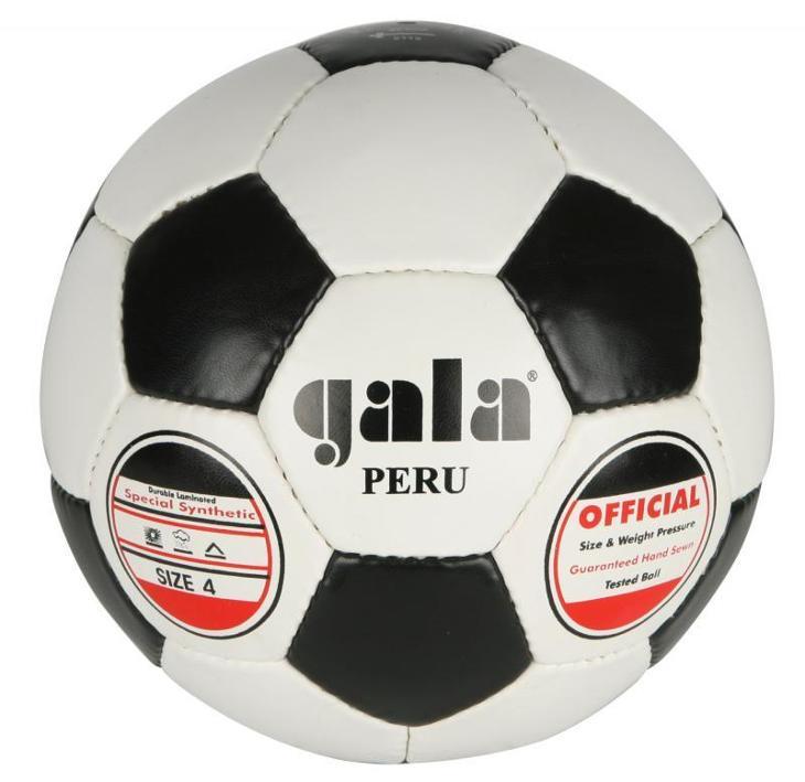 Gala Peru 4073 S fotbalový míč - Kolektivní sporty