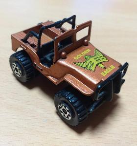 Matchbox-5D 4x4 Jeep Lesney England