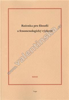Ročenka pro filosofii a fenomenologický výzkum