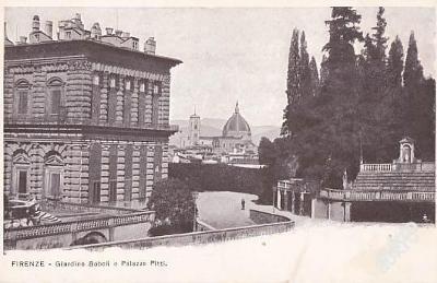 ITALIE - FIRENZE - DÓM SANTA MARIA FIORE  - 17-UX4