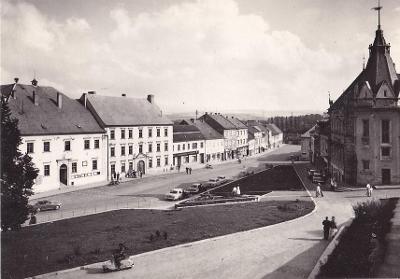 SLAVKOV U BRNA - NÁMĚSTÍ - 85-SQ32