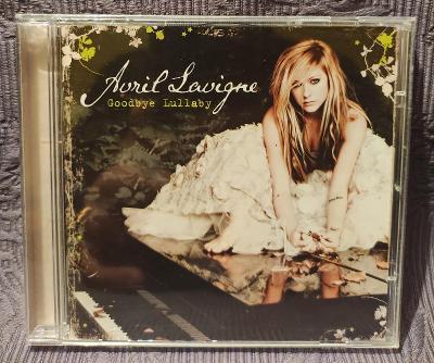 CD - Avril Lavigne ( 2011 ) , CD V PĚKNÉM STAVU