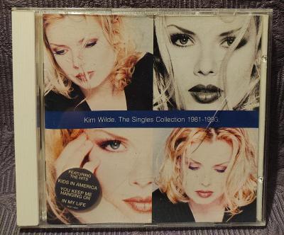 CD - Kim Wilde ( 1993 ) , CD V PĚKNÉM STAVU