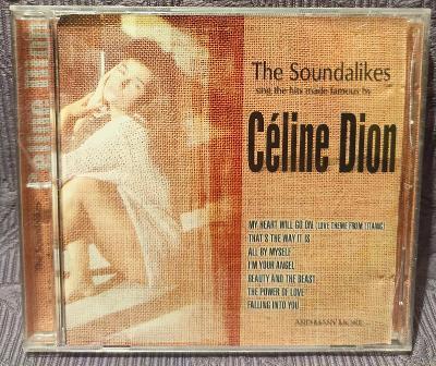 CD - Celine Dion , CD V PĚKNÉM STAVU