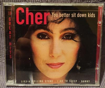 CD - Cher ( 1996 ) , CD V PĚKNÉM STAVU