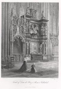 Rouen, Petter, oceloryt, (1870)
