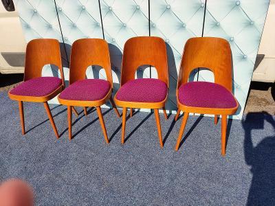 Vyhledávané Židle Antonín Šuman 4ks