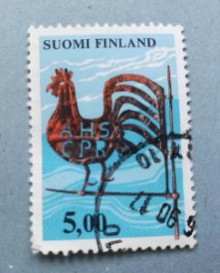 Známka Finsko