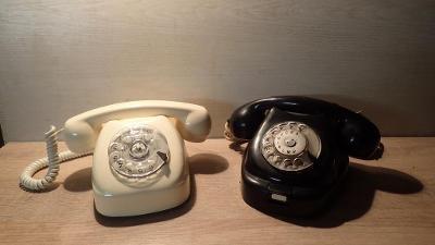 Telefony Tesla? černý a bílý