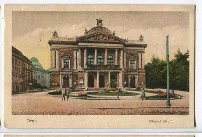 Brno, divadlo