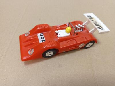 Ites autíčko Shadow autodráha stará hračka