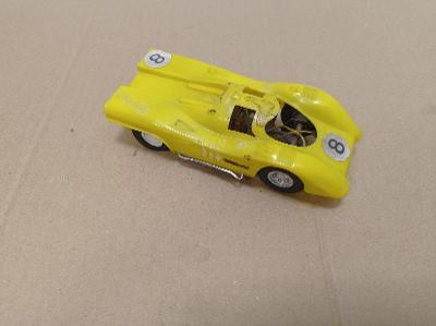 Ites autíčko Porsche 917 autodráha stará hračka
