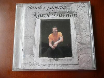 KAROL DUCHON - BATOH S PAPERIM (Opus,1997)