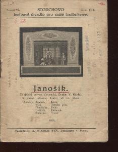 Janošík (loutky, loutkové divadlo)
