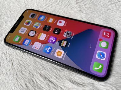 APPLE iPhone X 64gb SPACE GREY 100%FUNKČNÍ 98++%STAV jen tel OD1KČ