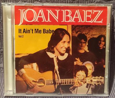 CD - Joan Baez  ( 1990 ), CD V PĚKNÉM STAVU