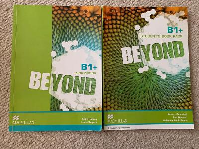 Učebnice angličtiny B1 - Beyond
