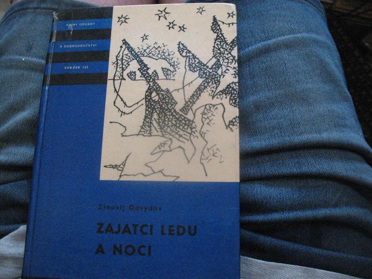 ZAJATCI LEDU A NOCI - Knihy