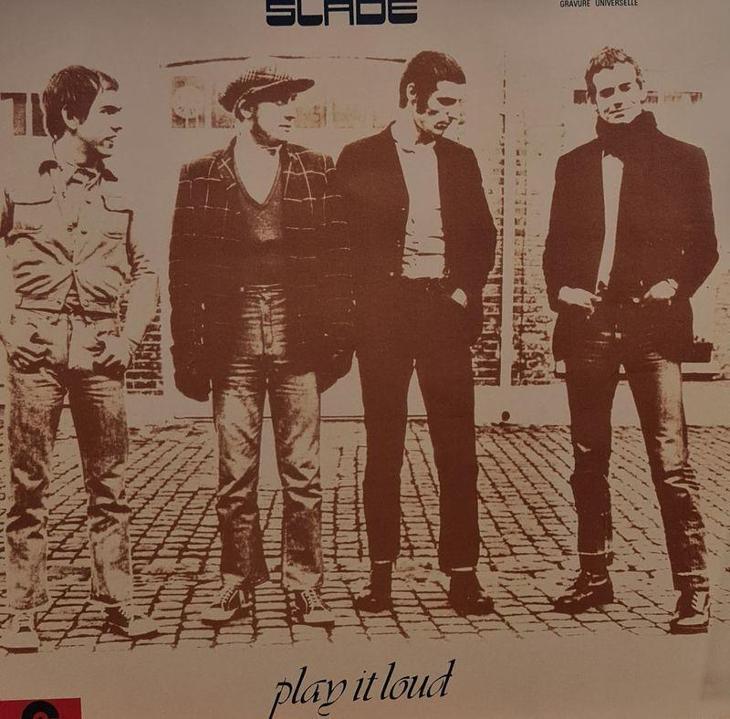 Slade – Play It Loud B1 3357003  - Hudba