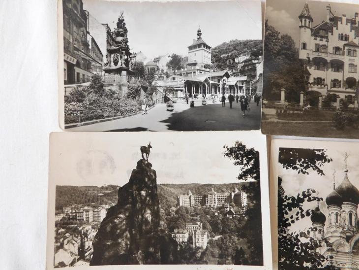 Karlovy Vary - Pohlednice