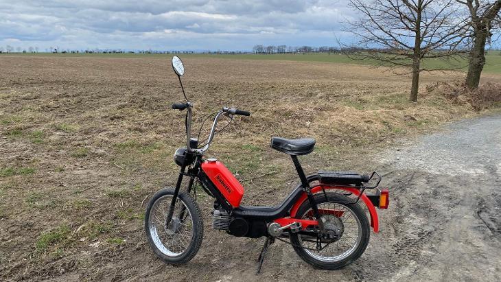 Babetta 210 - Motocykly