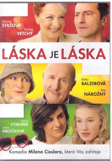 Láska je láska DVBO1) - Film