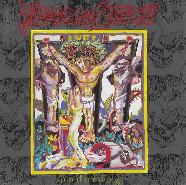 JINGO DE LUNCH - Underdog - CD 1990 metal , punk D - Hudba