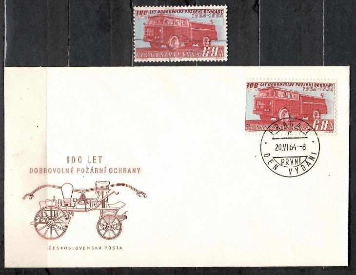 V5984   - FDC obálka prvního dne vydání + známky navíc - Filatelie