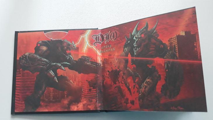 2 CD_Dio - Angry Machines - Hudba